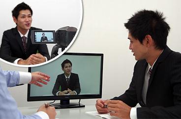 ビデオ撮影によるトレーニング